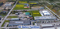 OZ Optics Facilities