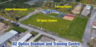 OZ Optics Stadium and Training Centre